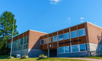 kannusjärven koulu