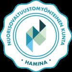Nuorisovaltuustomyönteinen kunta -sertifikaatti Hamina