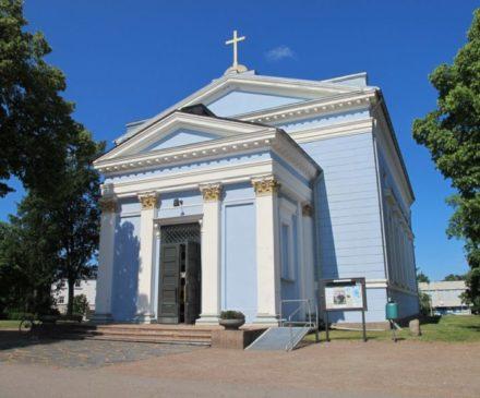 Johanneksen kirkko.